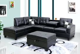 Black Sectional Sofa With Chaise Black Sectional Sofa Happyhippy Co