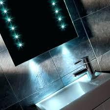 Battery Powered Bathroom Lights Battery Powered Led Bathroom Lights Fooru Me