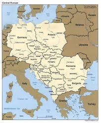 Southwest Asia And North Africa Map Other Maps Of Europe Maps Of Central Europe Eastern Europe