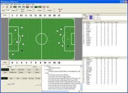 Stat Sheet Template Soccer Stats Software