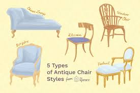 what is the best way to antique furniture learn to identify antique furniture chair styles
