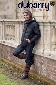 how does he look so cool but stay so warm dubarry men u0027s brosnan