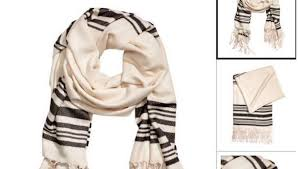 prayer shawl from israel h m markets tallit look alike scarf the times of israel