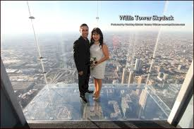 willis tower skydeck chicago illinois