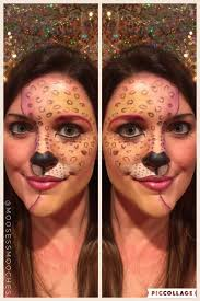 leopard halloween makeup ideas 12 best halloween makeup looks with senegence cosmetics images on