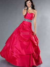 Ball Dresses Color Prom Dress Ball Gown