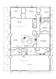 average square footage of a 5 bedroom house barndominium floor plans pole barn house plans and metal barn