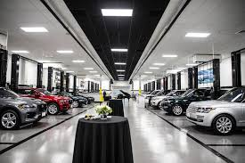 jaguar land rover dealership penske jlr dealership first to adopt new global design dealer