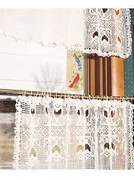 Crochet Curtain Designs Guide Curtains Window Treatmentspurehome Design Interior