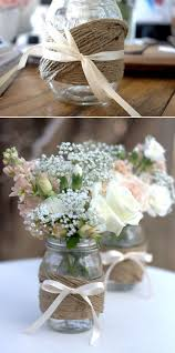 wedding jar ideas country wedding ideas jars