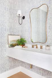 wallpaper for bathrooms ideas best 25 powder room wallpaper ideas on pinterest half bathroom