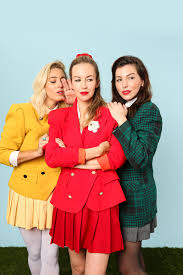 halloween group costume idea heathers how very
