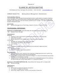 Sle Resume Mortgage Operations Manager Resume Bank Operations Manager Sidemcicek