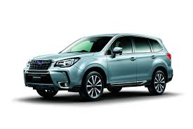 The Motoring World Usa The 2017 Subaru Forester Gets Updated
