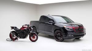 truck honda 2016 honda ridgeline black edition concept mad industries sport
