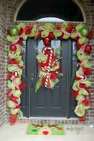 christmas decorations ideas a whole bunch of christmas porch decorating ideas style estate