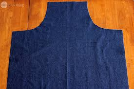how to make a shop apron that works as as you do one