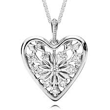 heart necklace pandora images Pandora necklaces jpg