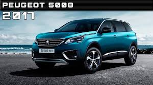 2017 Peugeot 5008 Review Rendered Price Specs Release Date Youtube