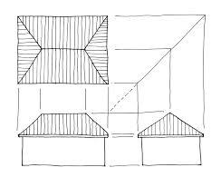Hipped Roof House Plans Diy Hip Roof Storage Building Plans Pdf Download Dog House Plans