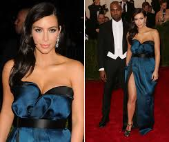 kim kardashian looks lovely in lanvin at the 2014 met ball look