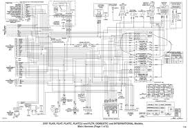 harley davidson stereo wiring diagram 2005 06 flhr handlebars
