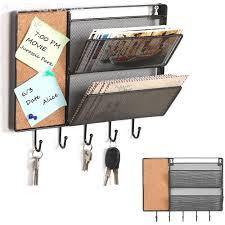 Wall Hanging Mail Organizer Letter Racks Home Decor Home Furniture U0026 Diy