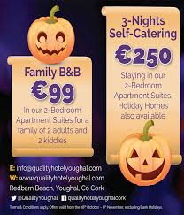 family breaks in the quality hotel youghal cork