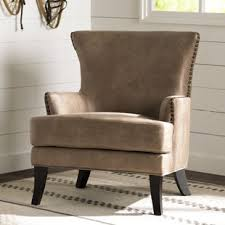 Dining Room Wingback Chairs Wingback Accent Chairs You Ll Wayfair