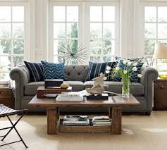 Pottery Barn Sofa Covers by 20 Best Of Pottery Barn Hyde Coffee Table