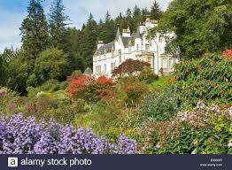 Garden Summer Houses Scotland - logie steading forres scotland house and surrounding garden in