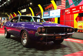 1970 dodge challenger hemi for sale mecum scores nearly 10 million sale in seattle classiccars com