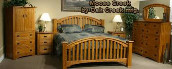 Bedroom Furniture Made In The Usa Oak Furniture Warehouse Amish Usa Made Style Selectionoak