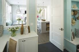 turquoise paint colors cottage laundry room benjamin moore