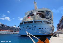 top 25 largest cruise ships in the world