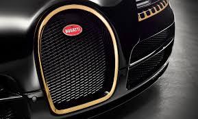car bugatti gold black bess bugatti editions bugatti