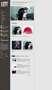 left u2013 wordpress theme luis zuno free web resources
