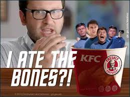 Christopher Meme - christopher s memes i ate the bones mccoy christopher simmons