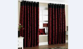Burgundy Curtains For Living Room Black And Burgundy Curtains Best Curtains Design 2016