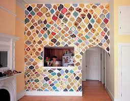funky kitchen ideas unconventional wall painting for funky kitchen interiors