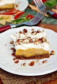 light pumpkin dessert recipes pumpkin delight dessert