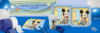 1st Birthday Halloween Party by Mickey Mouse 1st Birthday Theme Mickey Mouse First Birthday