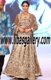 xeeshan pakistani wedding dresses 2015 ali xeeshan bridal wear