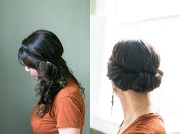 headband roll alarm snooze 5 minute hairstyles to get you to work fast beautydesk