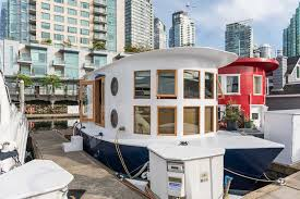 floating houses coal harbour floating home tiny house swoon