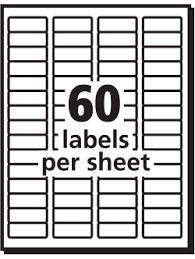 avery easy peel reg return address labels 2 3 quot x 1 3 4 quot