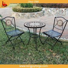 outdoor mosaic bistro table 3 piece outdoor folding mosaic bistro set view mosaic bistro set