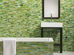 bathroom tile green mosaic bathroom tiles room design plan
