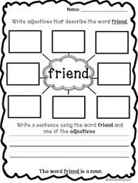 nouns and verbs sorting tons of fun printables speech therapy