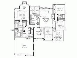 american foursquare house plans addition new american house plan